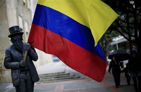 Colombia authorises air strikes against criminal gangs