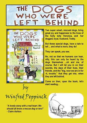 Charming tale of dogs for children