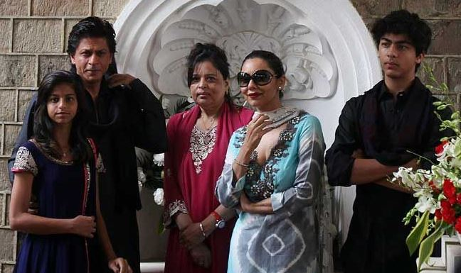 Bollywood: In Pics: Famous Bollywood celebrities with their