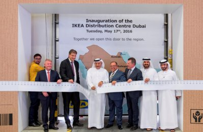 Uae Business Ikea Opens Massive Distribution Centre In Dubai South