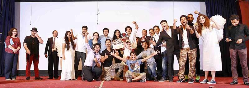 'Dream' wins awards at Massrahiya