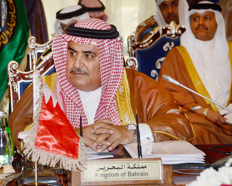 Foreign minister attends GCC-Canada meeting