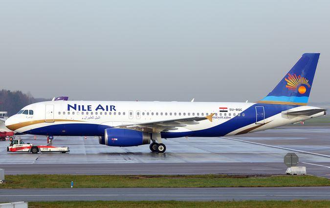 Nile Air plane evacuated at Kuwait airport