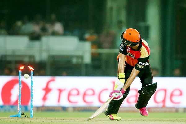 Hyderabad beat battling Kolkata