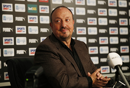 Benitez to continue as Newcastle boss