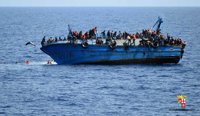 Over 100 feared dead in new migrant boat tragedies