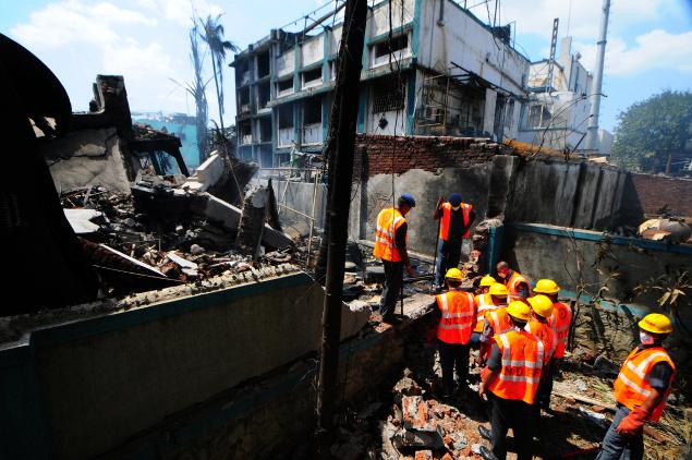 India: Thane factory blast death toll rises to 12