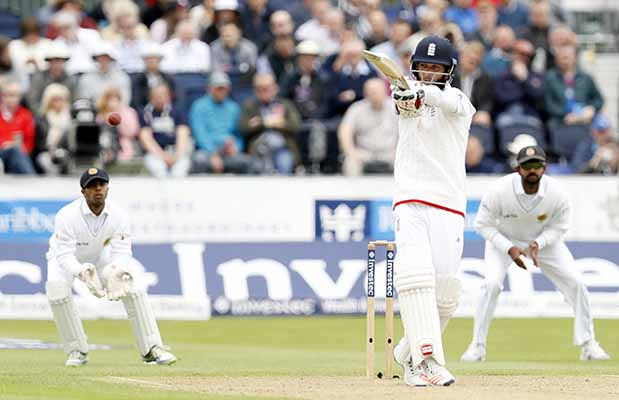 Bowlers put Cook in total command