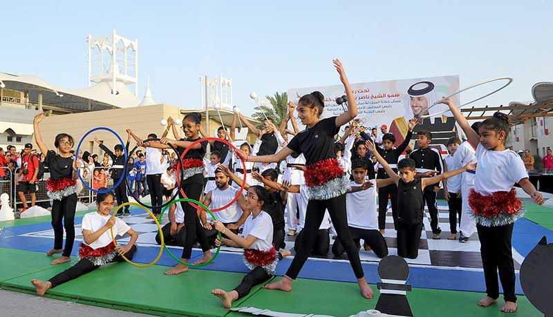 'Olympic Day' celebrated