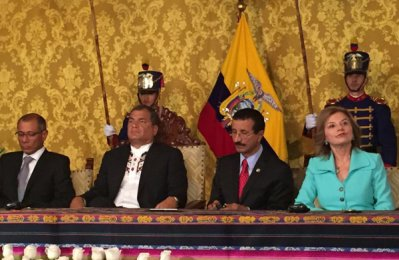 UAE Business: DP World wins new $1bn port project in Ecuador