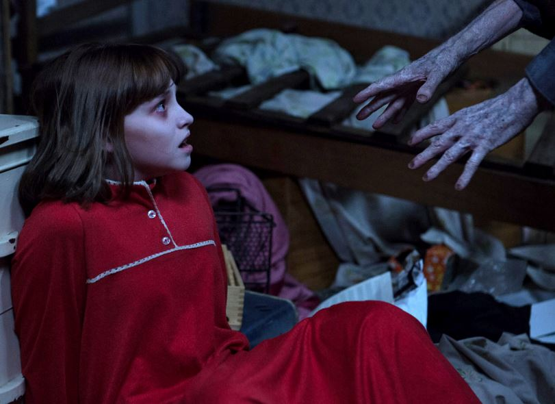 Review: 'Conjuring 2' scares but not as well as the first