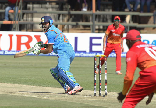 williams indian cricketer