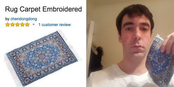 Omg Reality Vs Expectation Online Shopping Disasters That Will