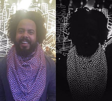 Celebs: International celebrities love this 'Harry Potter-style invisibility scarf' designed by an Indian