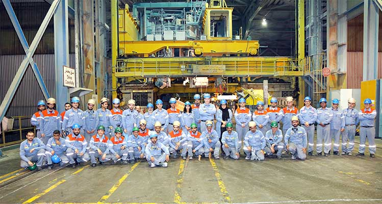 Alba achieves 4m hours without lost time injuries