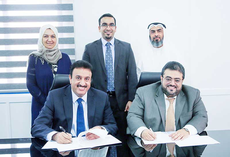 BIBF signs training deal with Ibdar Bank
