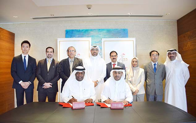 Dragon City signs pact with Middle East Media