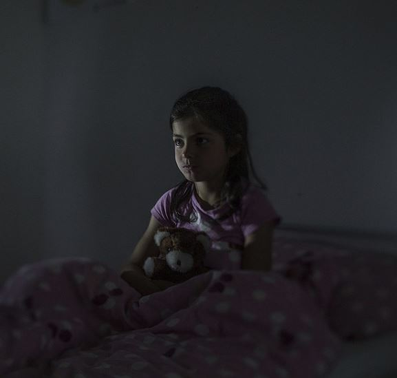 Middle East News: A photographer wants you to see where these war-affected children sleep