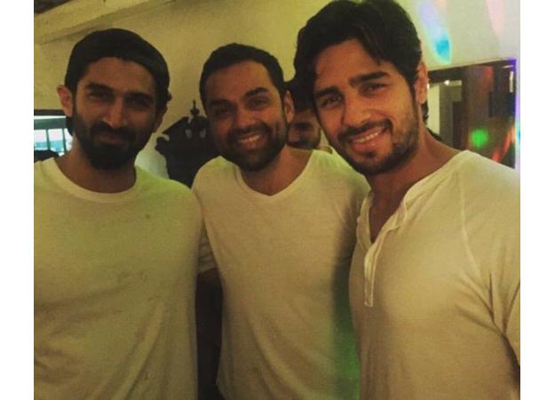 Bollywood: Photos: Alia Bhatt, Arjun Kapoor, Aditya Roy Kapur attend Katrina's birthday bash