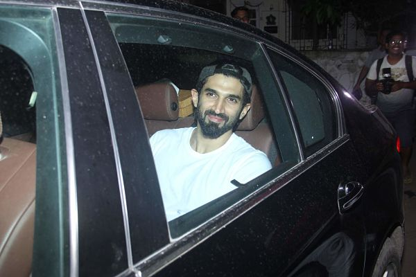 Bollywood: Photos: Alia Bhatt, Arjun Kapoor, Aditya Roy Kapur attend Katrina's birthday bash