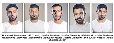 Terror plots foiled as suspects arrested in Bahrain