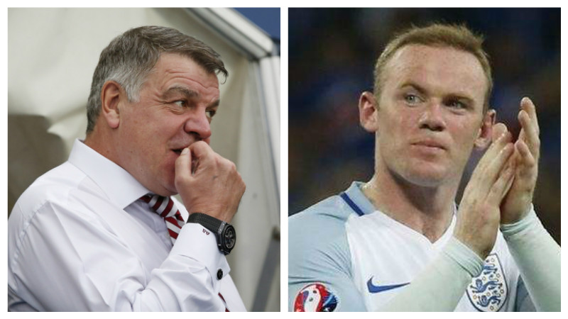 Rooney welcomes Allardyce appointment as England manager