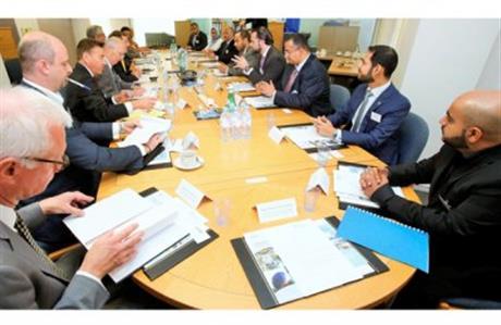 Key Oman business delegation visits London