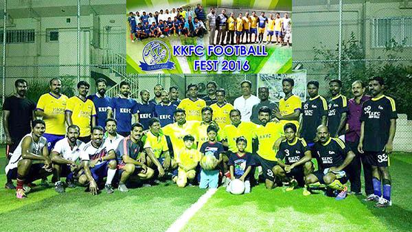 Bahrain football: Black team lift one-day football trophy