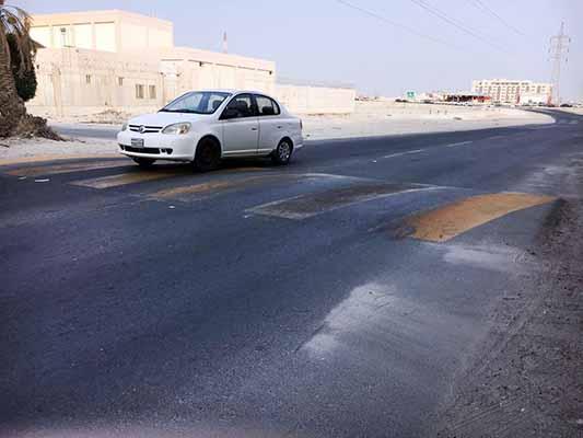 School bags online kuwait - Local News Speed Bumps Urged On Muharraq Road