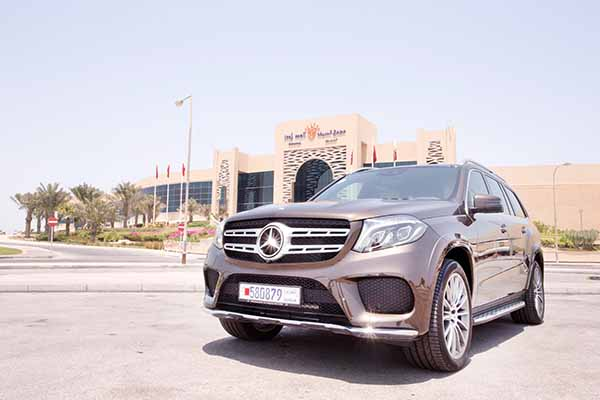 Motoring Chance To Test Drive Iconic Mercedes Suv