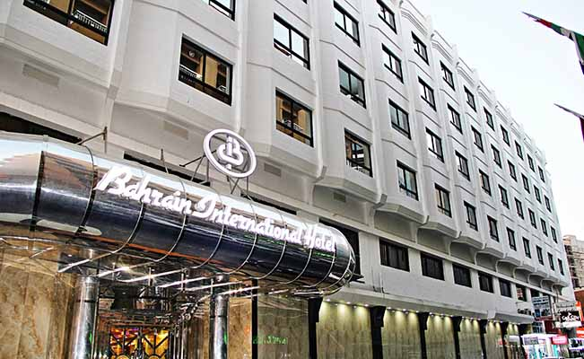 Upgraded four-star hotel reopens today