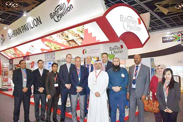 Seven Bahraini firms set to take part in food expo