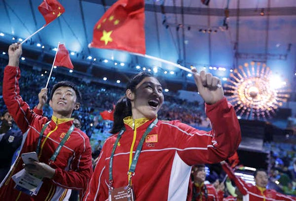 China's poor medal haul exposes problems