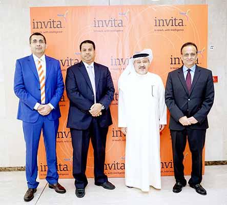Invita opens training centre
