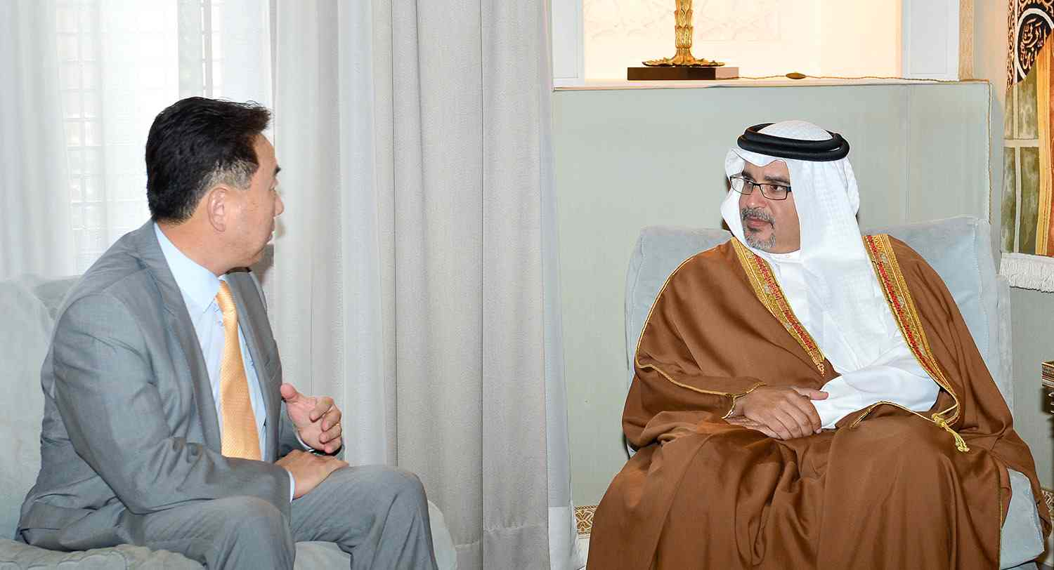 Crown Prince affirms keenness to boost ties with Asian countries