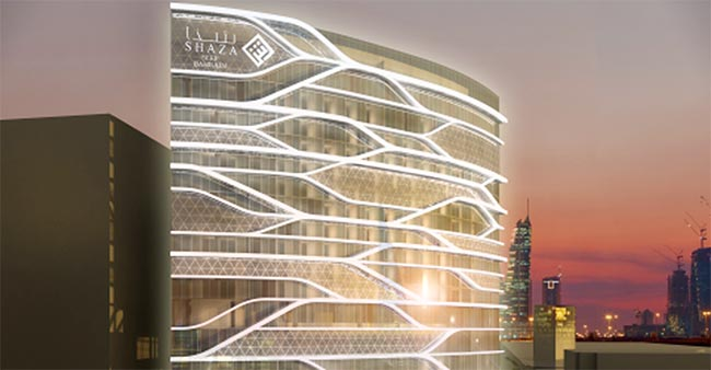New luxury hotel project delayed
