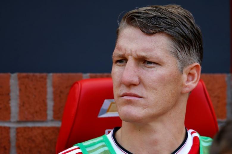 Manchester United will be Schweinsteiger's last European club