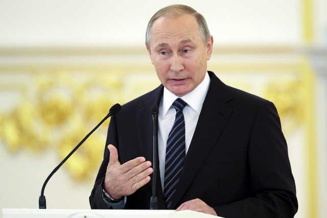 Putin calls ban on Russia's Paralympic team inhumane