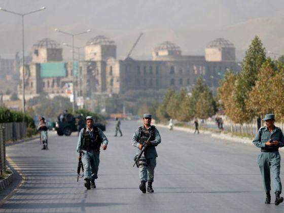 Gun, bomb attack on American University in Kabul kills 13