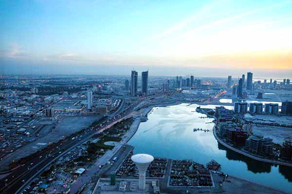 Urban guide for Manama planned