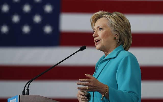 Hillary says Clinton foundation looking for partners
