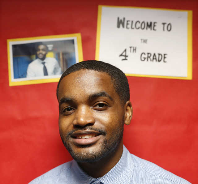 Welcome to the fourth grade: Teacher's rap targets students