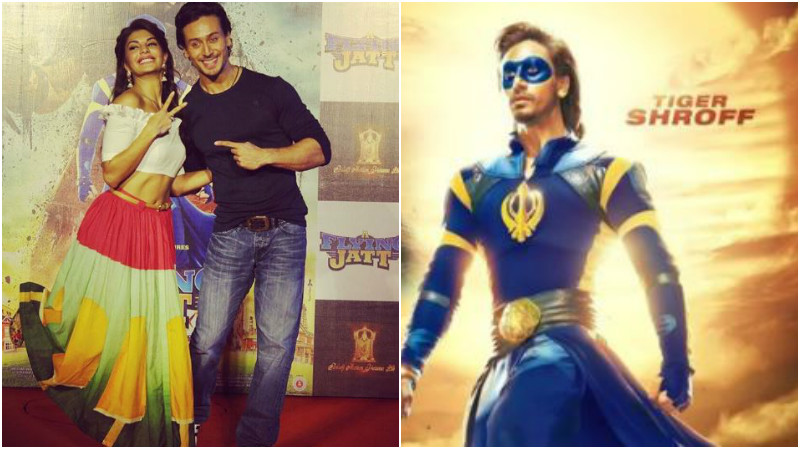 A Flying Jatt: Superhero, a super bore