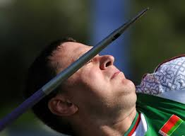 Belarusian overcomes broken spine to make wheelchair comeback at Rio