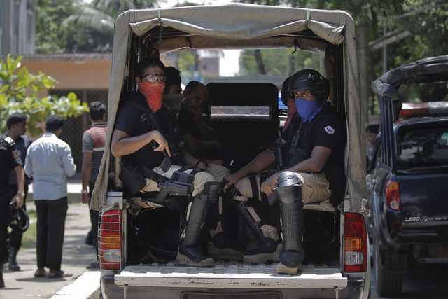 Bangladesh café massacre mastermind killed in raid