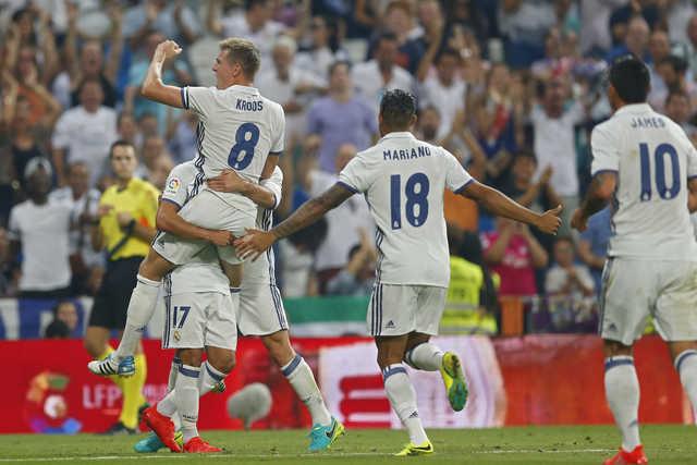 Spanish La Liga: Kroos lifts Real Madrid to win, Atletico Madrid stumbles again