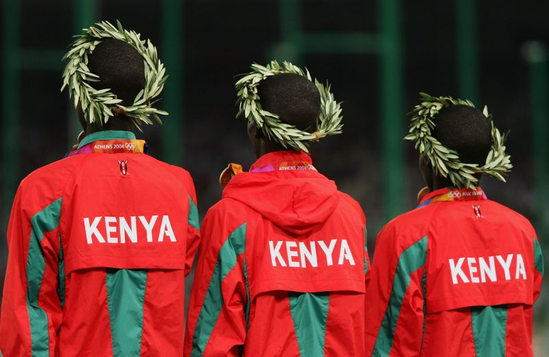 Kenya arrests three officials over Rio mismanagement