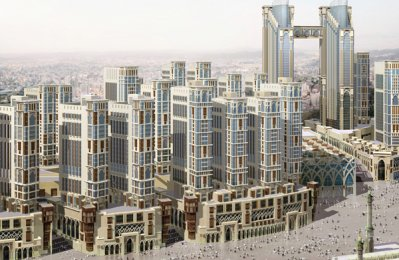 $100bn Saudi mosque expansion projects on track