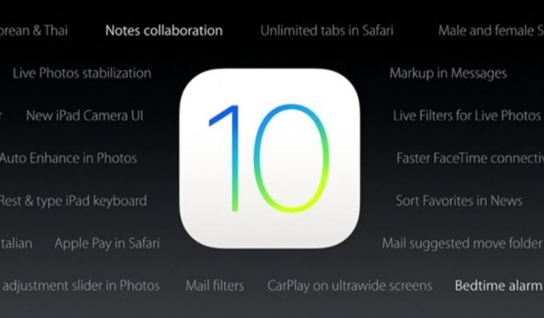 Apple says iOS 10 update issue is fixed