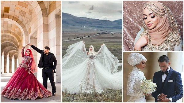 00e84c92041 OMG  Photos  12 STUNNING brides wearing hijabs!